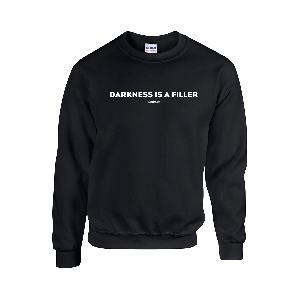 Leslie Clio Darkness Sweater Sweater Schwarz