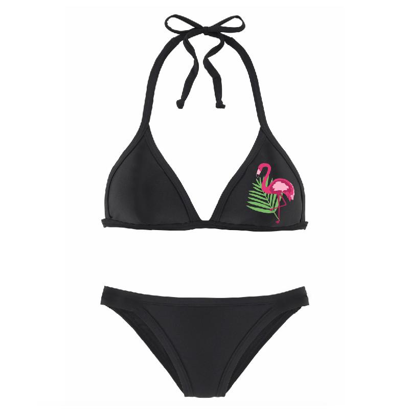 Lukas Rieger Bikini Summer 2018 Ltd. Edition Bikini, schwarz