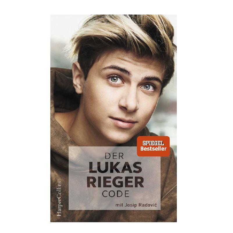 Lukas Rieger Der Lukas Rieger Code Buch