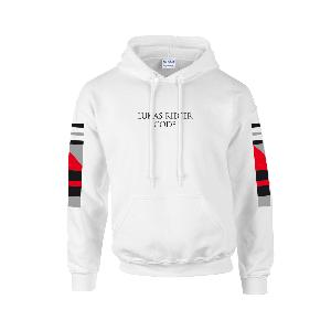 Lukas Rieger CODE TOUR 2018 Hoodie Hoodie white