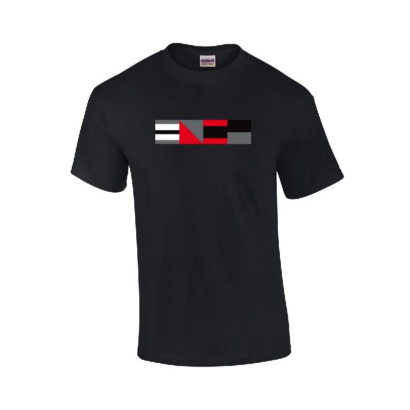 Lukas Rieger Code Tour 2018 T-Shirt, Schwarz