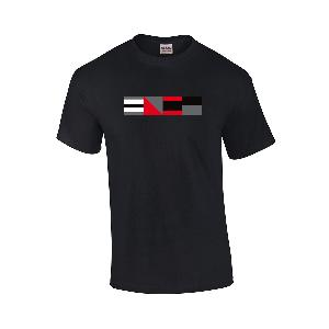 Lukas Rieger Code Tour 2018 T-Shirt Schwarz