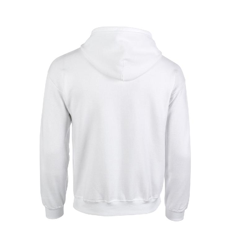 Lukas Rieger Code White Hoodie White