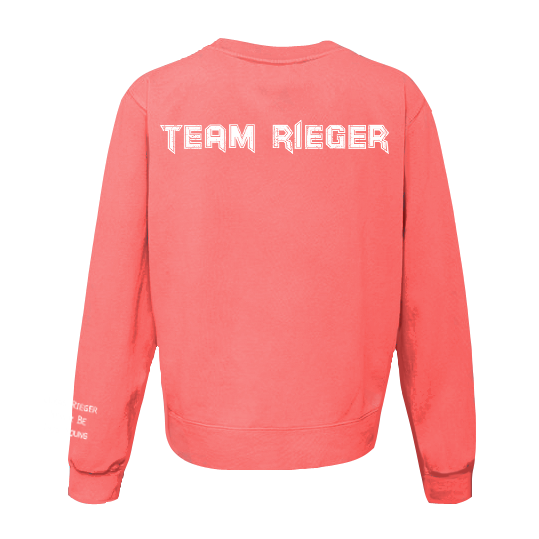 Lukas Rieger First Lady Sweater Melone