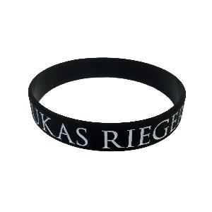 Lukas Rieger Lukas Code Black Wristband