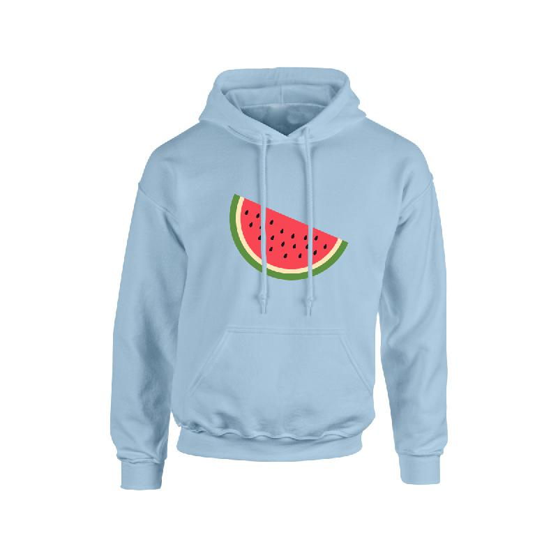 Lukas Rieger Melone Hoodie, Skyblue