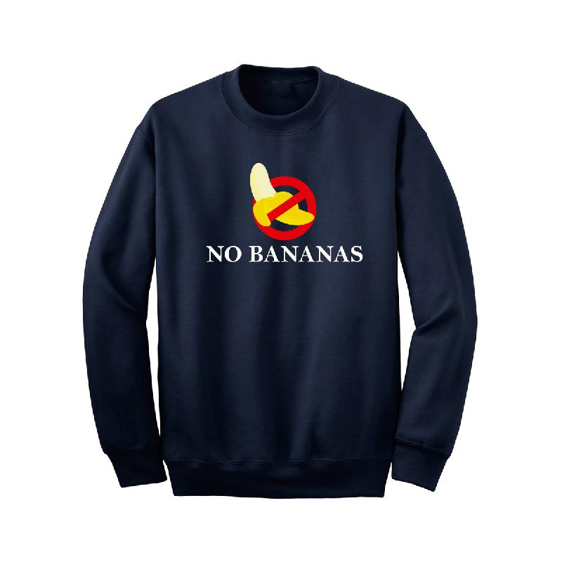 Lukas Rieger No Bananas Sweater, navy