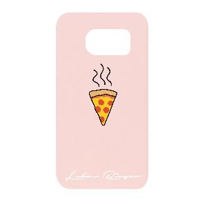 Lukas Rieger Pizza MobileCase pink