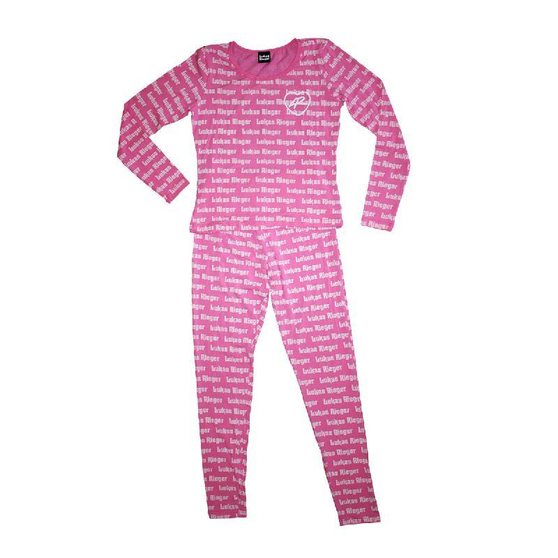 Lukas Rieger Pyjama Pyjama, Allover