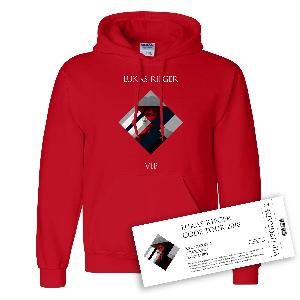 Lukas Rieger VIP 2 Upgrade Paris Ticket