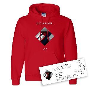 Lukas Rieger VIP 2 Upgrade Warsaw Ticket