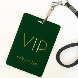 Lukas Rieger VIP Pass Freiburg 09.09.2019 Ticket