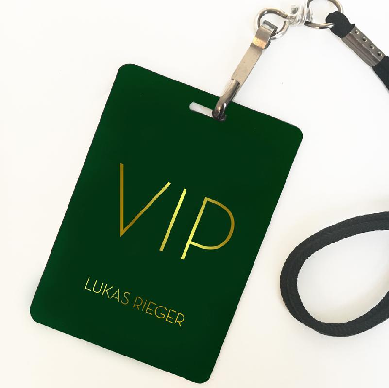 Lukas Rieger VIP Pass Nürnberg 17.09.2019 Ticket