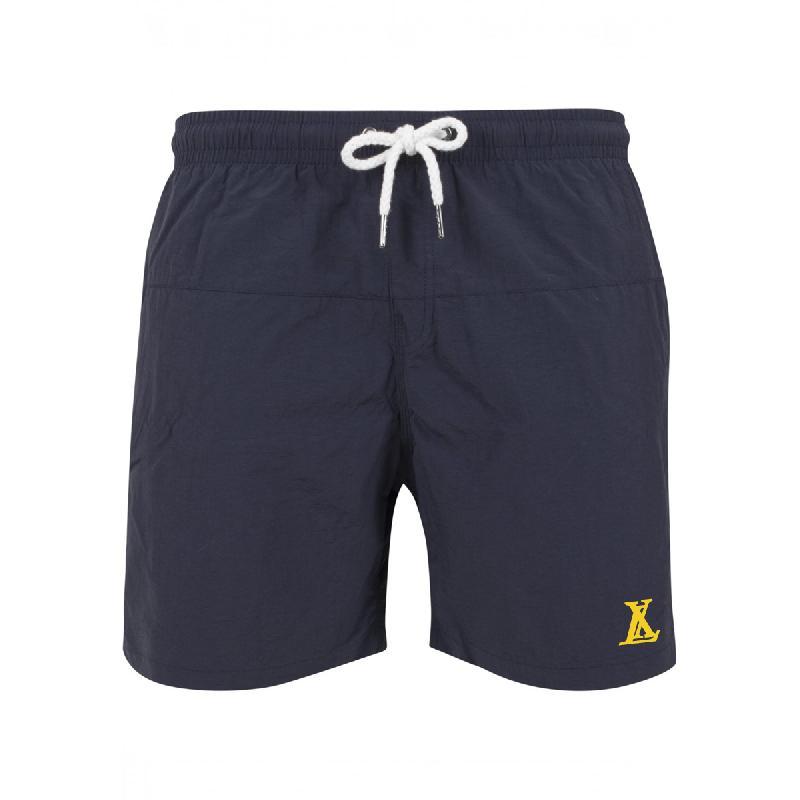 LX Logo Badeshorts Badeshorts, Navy