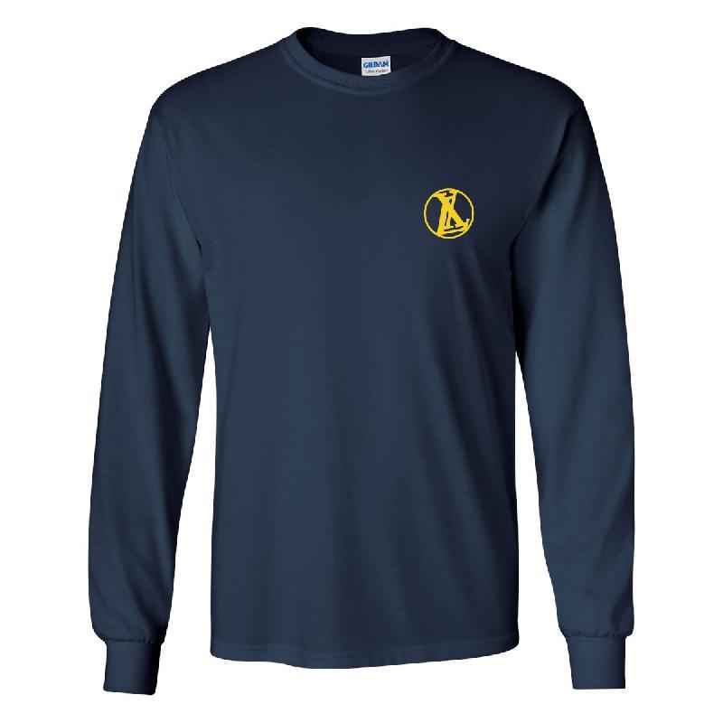 LX Logo Longsleeve Longsleeve, Navy