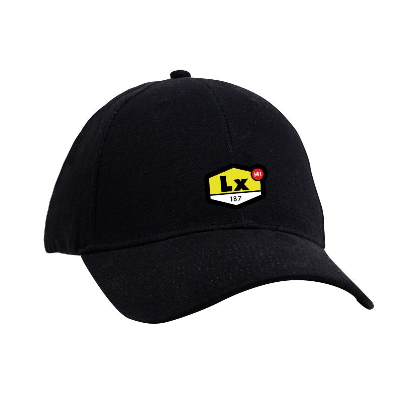 LX LX TN Cap Black Cap, Schwarz