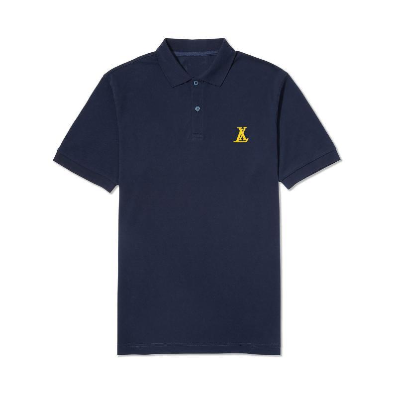 LX LX Polo Poloshirt, Navy