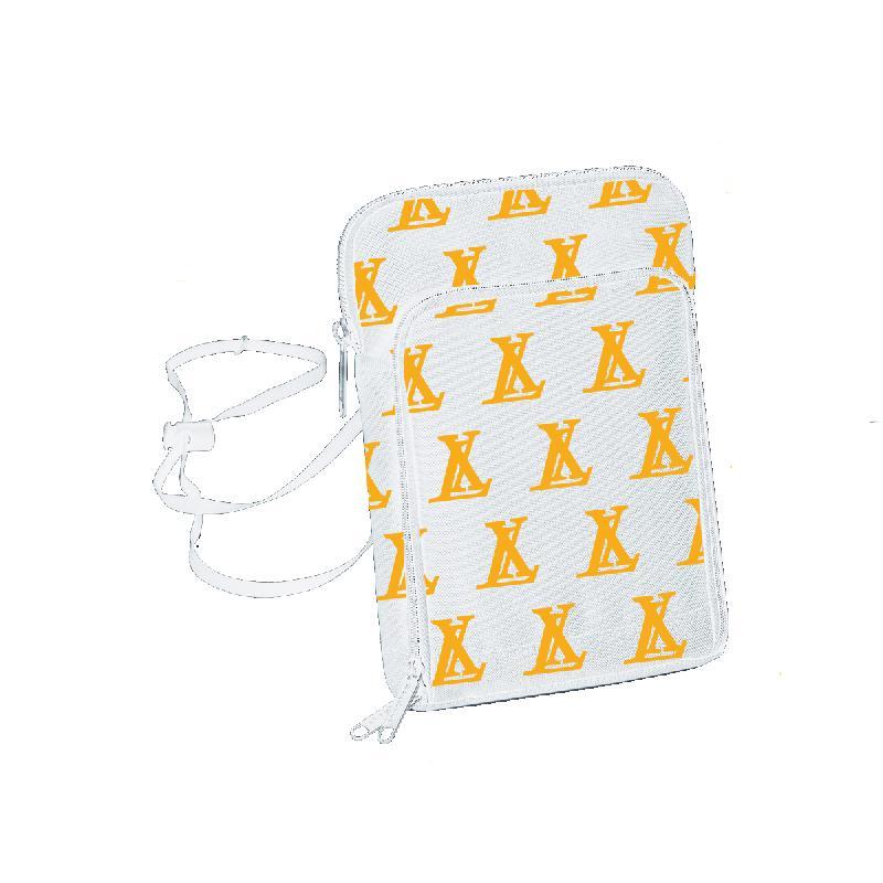 LX LX Shoulderbag Weiss Tasche, Weiss