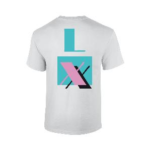 LX Miami T-Shirt T-Shirt Weiss