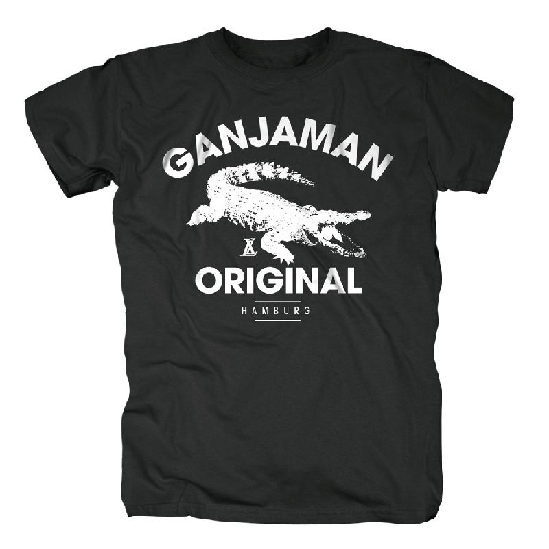 LX Origin T-Shirt, schwarz