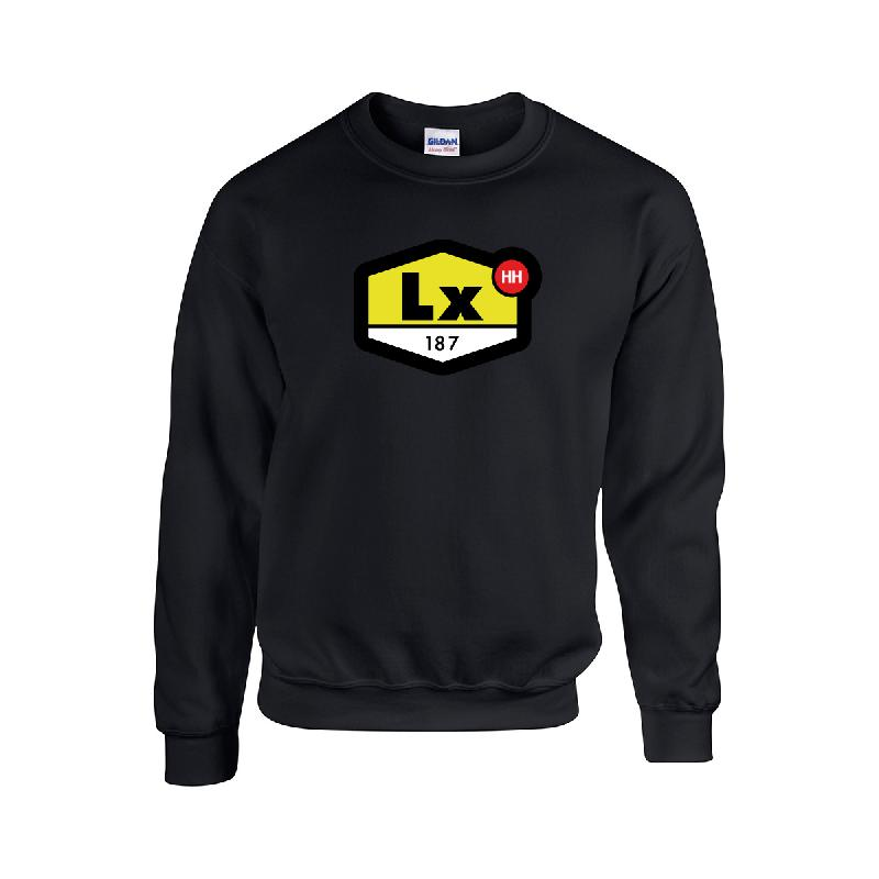 LX TN Sweater Sweater, Schwarz