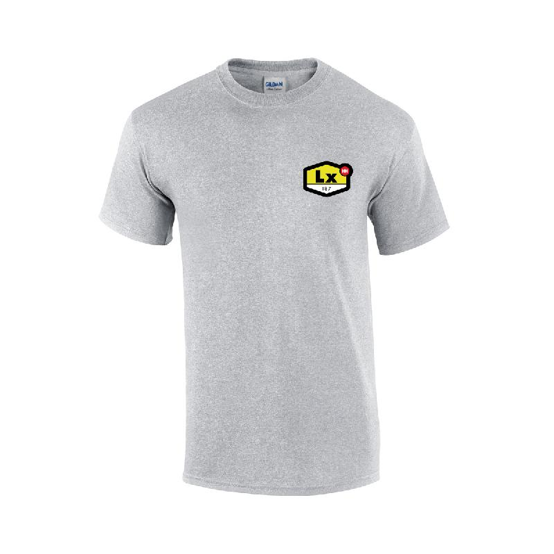 LX TN T-Shirt T-Shirt, Grau