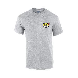 LX TN T-Shirt T-Shirt Grau