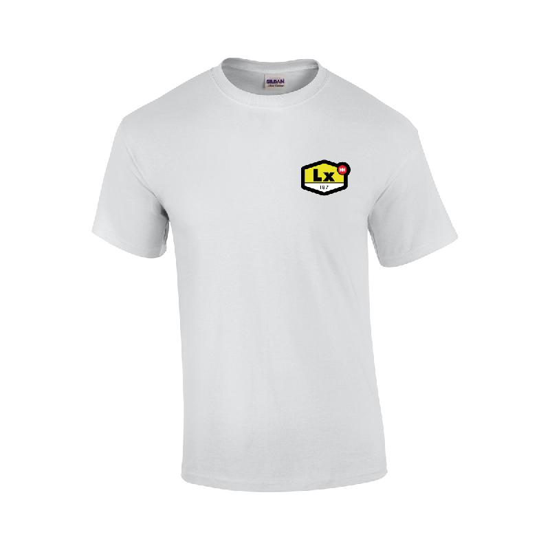 LX TN T-Shirt T-Shirt Weiss