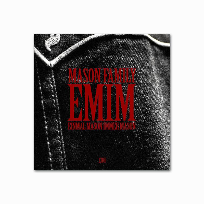 Mason Family Mason family - EMIM CD Digipack CD