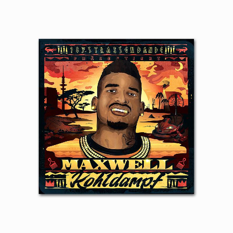 Maxwell Maxwell - Kohldampf VINYL LP