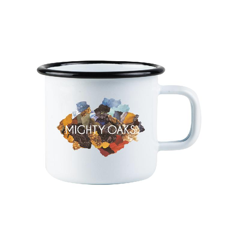 Mighty Oaks Dreamers Tasse Tasse Weiss