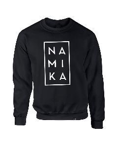 Namika Logo Sweater Schwarz