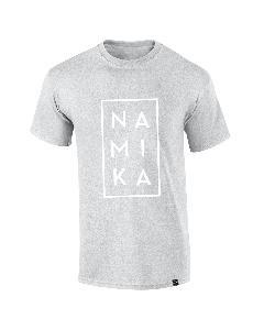 Namika Logo T-Shirt Dunkelgrau