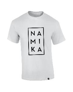 Namika Logo T-Shirt Weiss