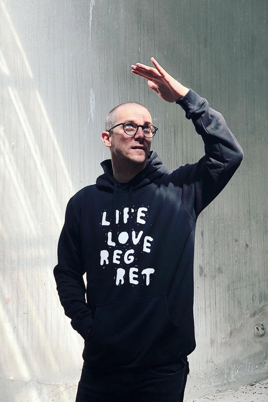 Ruttkowski68 Stefan Marx Life Love Regret Hoodie