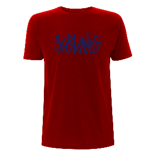 Sebvines T-Shirt T-Shirt rot