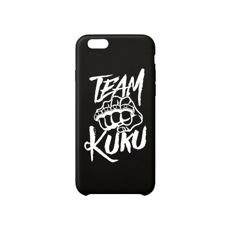 Team Kuku Smartphone Case Samsung Galaxy S6 MobileCase, Black