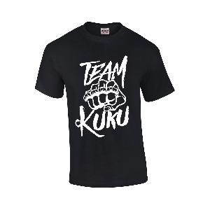 Team Kuku Kuku Black T-Shirt T-Shirt Black
