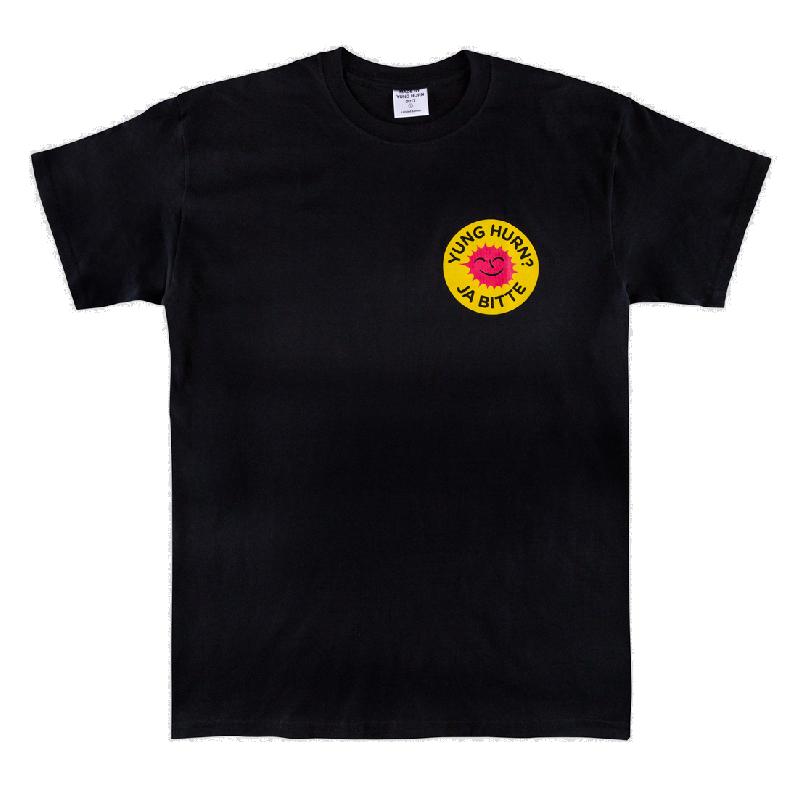 Yung Hurn Atom T-Shirt T-Shirt Black